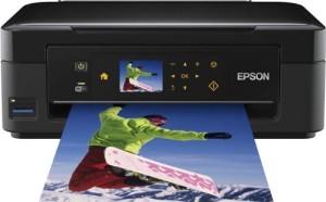 Epson Drucker XP-405 im Test