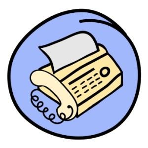 Drucker mit Fax
