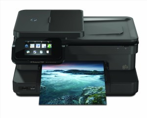 Photosmart 7520 e-All in One von Hewlett Packard